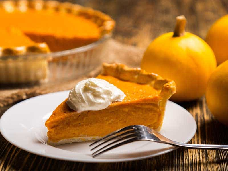 Pumpkin Pie can be Gluten Free!