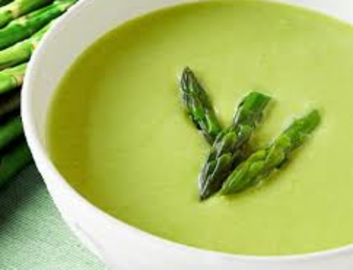 2 delicious & healthy spring soup recipes