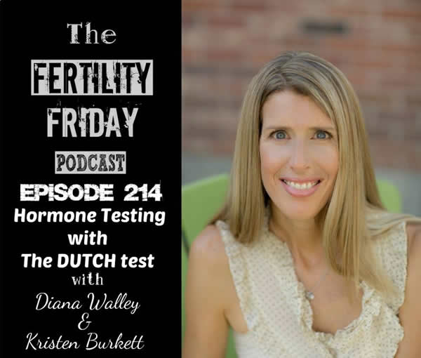 Diana Walley Fertility Friday podcast