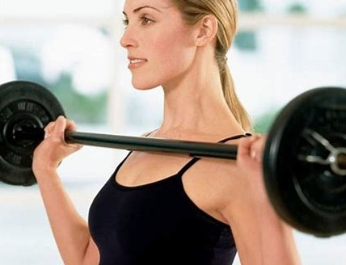 Lift your mood with strength training!