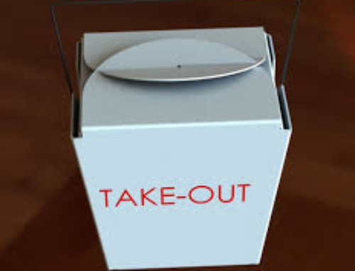 The secret to quitting takeout (and shrinking your waistline!)